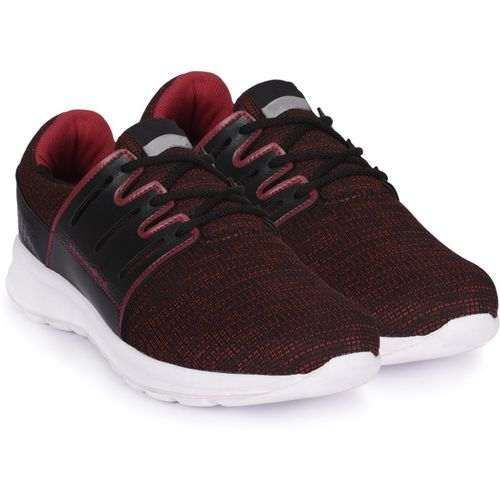 Action Walking Shoes For Men(Maroon)