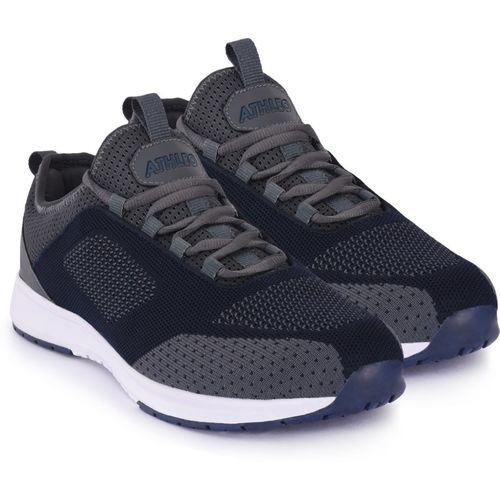 Action Training & Gym Shoes For Men(Navy, Grey)