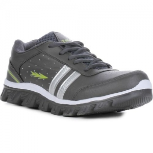 Columbus Columbus-TB-11-DGreyPGreen Running Shoes For Men(Green, Grey)