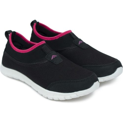 Asian Running Shoes For Women(Black, Pink)