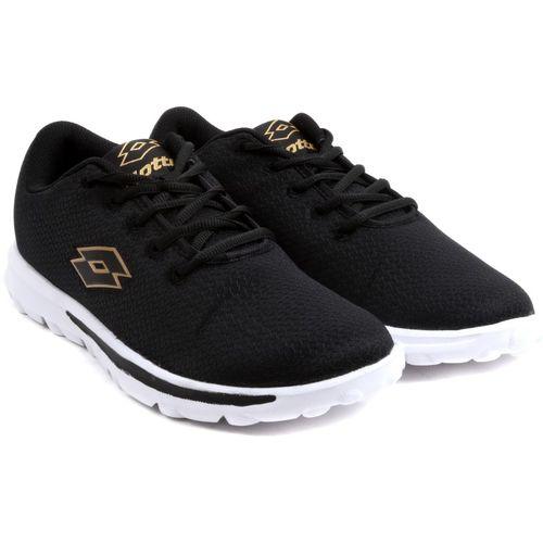 Lotto VERTIGO W Running Shoes For Women(Black)