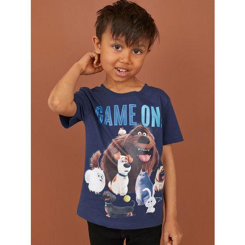 H&M Boys 2-pack printed T-shirts