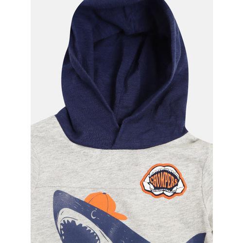 GAP Boy's Hoodie Long Sleeves T-shirt
