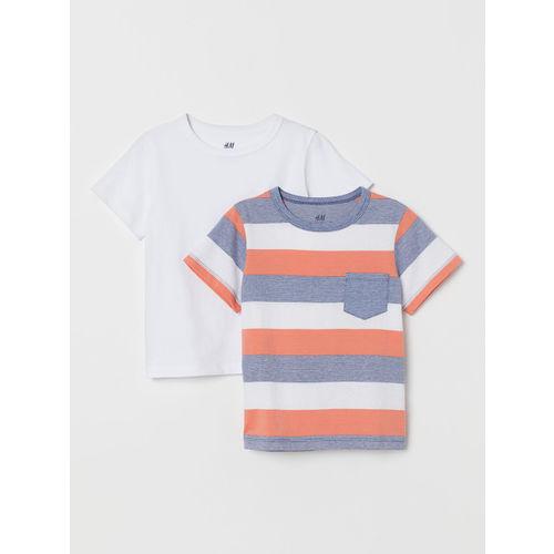 H&M Boys 2-Pack T-shirts