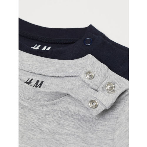 H&M Boys 3-Pack Jersey T-shirts