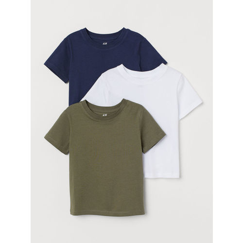 H&M Boys 3-pack T-shirts