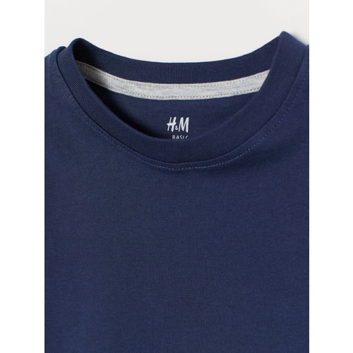 H&M Boys Grey 3-Pack T-shirts