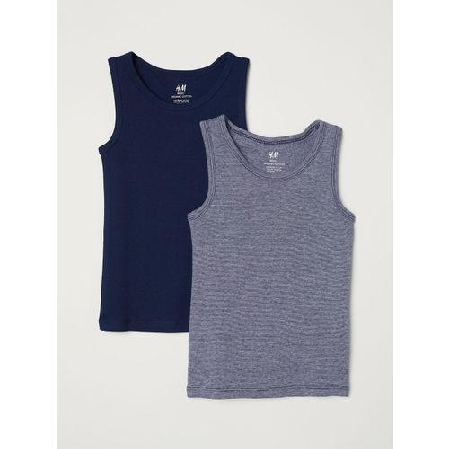 H&M Boys 2-pack vest tops