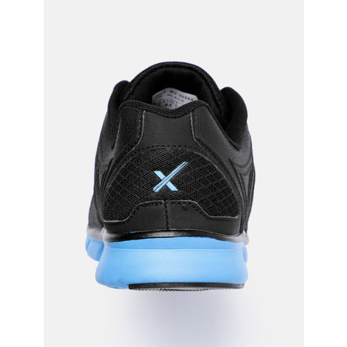 HRX by Hrithik Roshan Men Black Solid Running Shoes