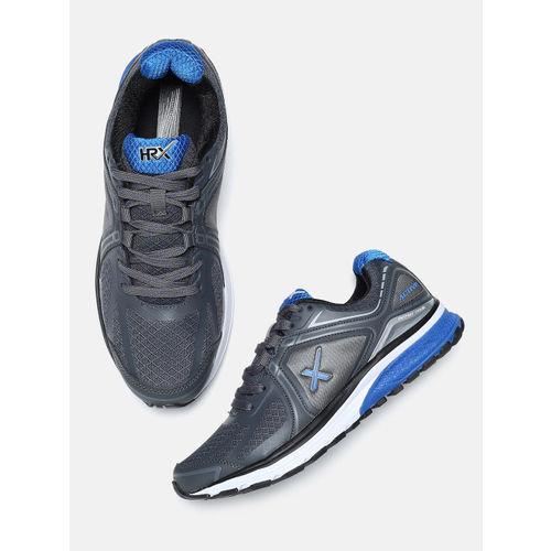 HRX by Hrithik Roshan Men Grey Road Running Shoes