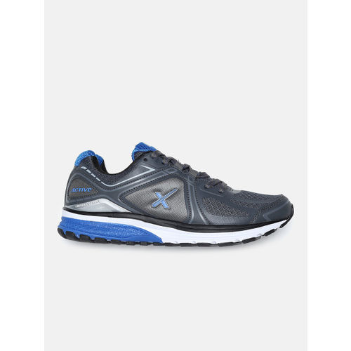 HRX by Hrithik Roshan Men Grey Road Running Shoes