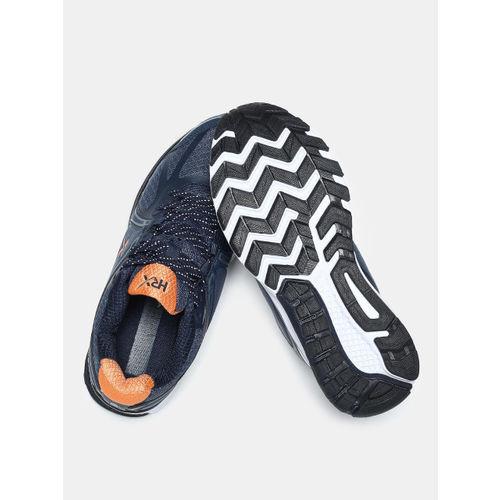 HRX by Hrithik Roshan Men Navy Blue Road Running Shoes