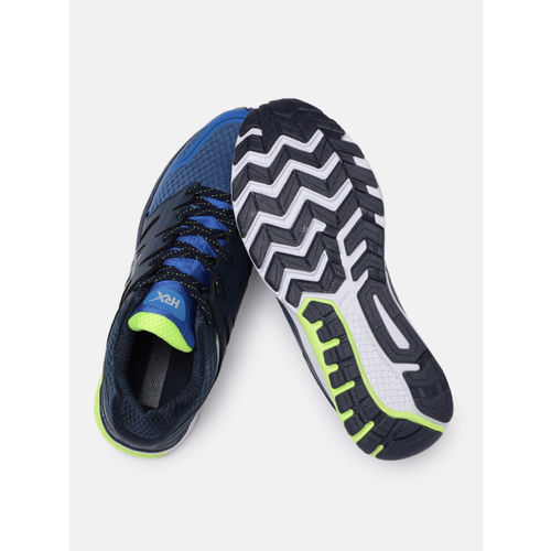 HRX by Hrithik Roshan Men Blue Road Running Shoes