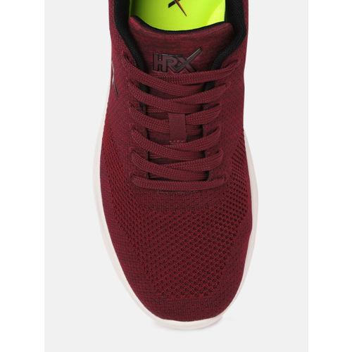 HRX by Hrithik Roshan Men Maroon Running Shoes