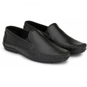El Paso Loafers For Men(Black)