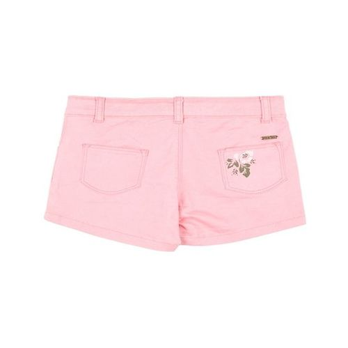 Palm Tree by Gini & Jony Kids Pink Printed Shorts