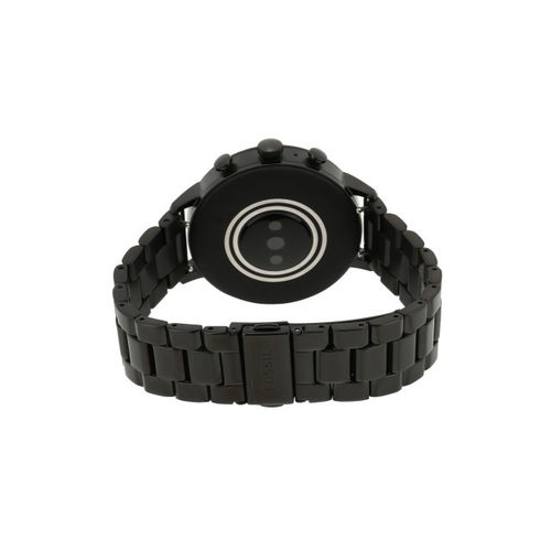 Fossil Women Black Venture Hr Smart Watch FTW6023