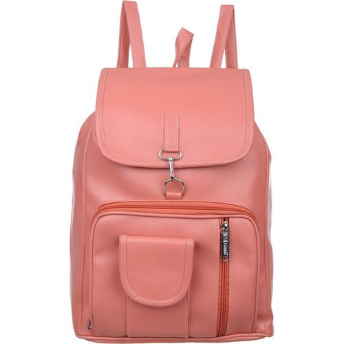 FD Fashion Women college backpack for girls::backpack women college bags::Branded backpack::Backpack for girls and women::Women Backpack 15 L Backpack(Pink)