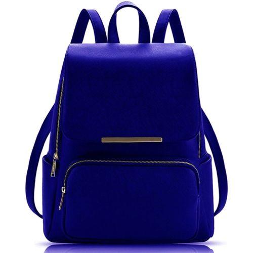 AARADHAYA FASHION Blue Casual Backpack