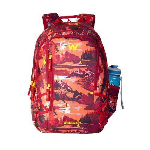 Wildcraft 42 Ltrs Dark Casual Backpack (11626-Dark)