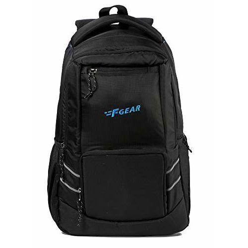 F Gear Intellect 32 Ltrs Doby Black Casual Backpack (3146)