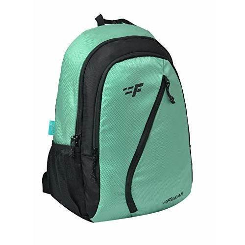F Gear Borealis 25 Ltrs Sea Grn Dnmd Blk Guc Casual Backpack (2937)