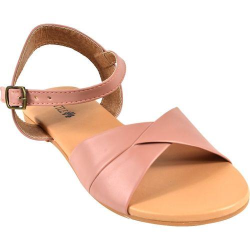 NS STYLE Women Pink Flats
