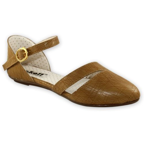 SKOLL Women Tan Flats