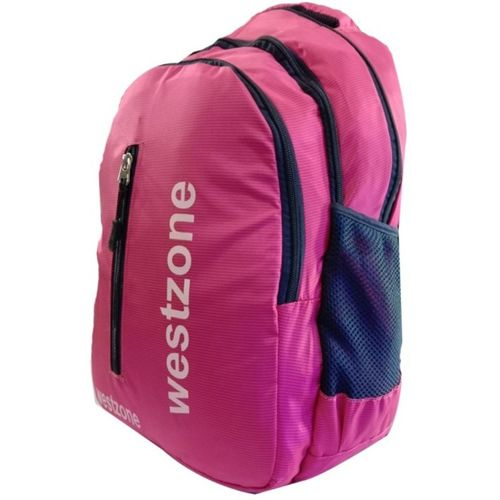 Westzone 30 L with Rain Cover 30 L Laptop Backpack(Pink)