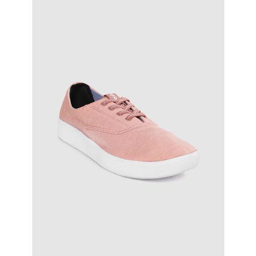 Buy Keds Women Peach-Coloured Sneakers
