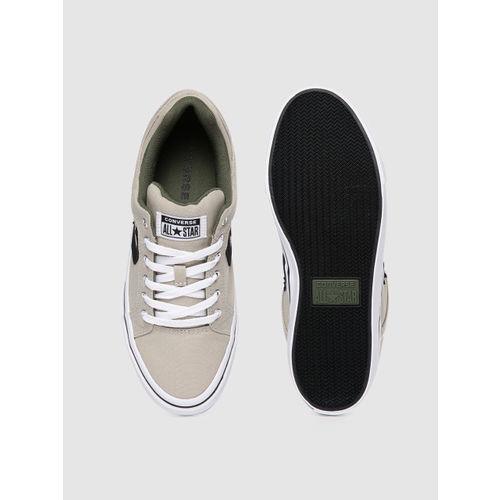 Converse Unisex Beige Sneakers