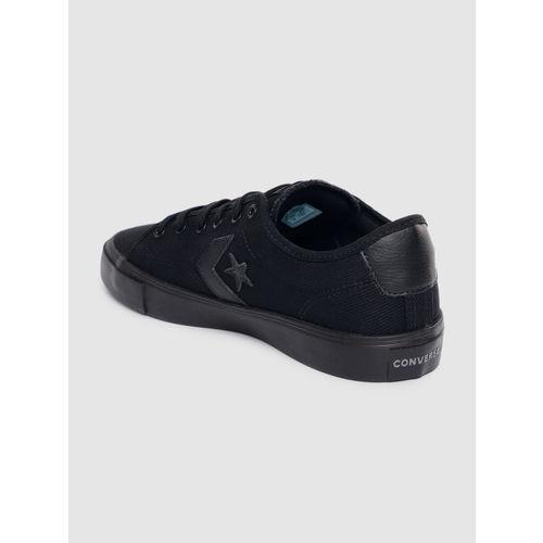Converse Unisex Black Sneakers