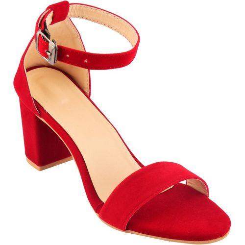 Danmiel Women Red Heels