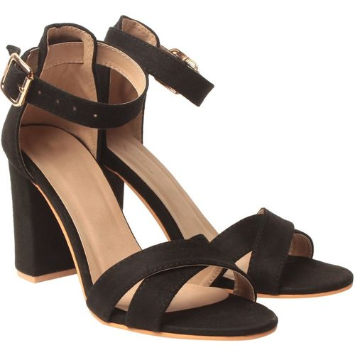 Klaur Melbourne Women Black Heels