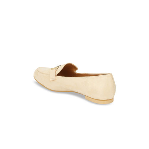 Truffle Collection Women Beige Loafers
