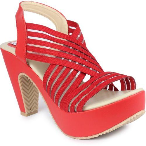 Digni Women Red Heels