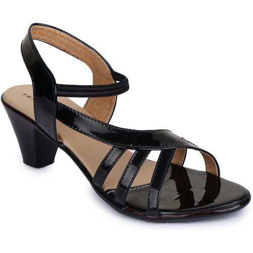 TRASE Women Black Heels