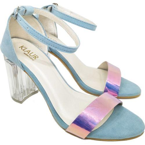 Klaur Melbourne Women Blue Heels