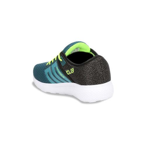 Columbus Women Green Mesh Running Shoes