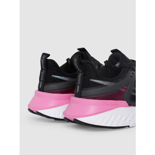 Nike Women Black LEGEND REACT 2 Running Shoes