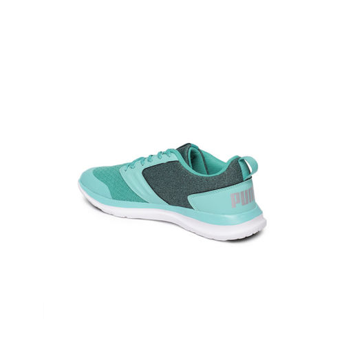 Puma Women Turquoise Blue Agile t1 NM IDP SoftFoam + Running Shoes