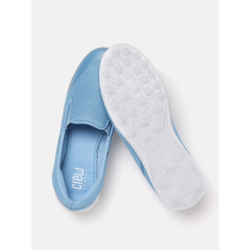 Crew STREET Women Blue Running Shoes