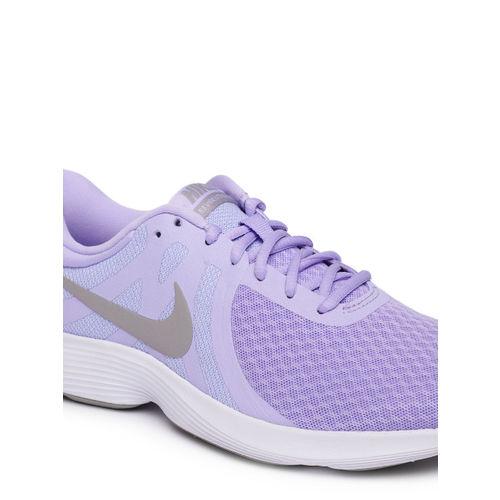 Buy Nike Women Purple REVOLUTION 4