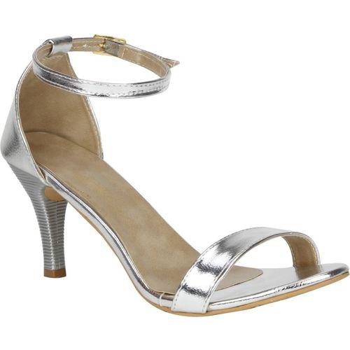 VAGON Women Silver Heels