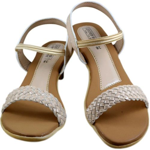 Leatherwood1 Women Beige Heels