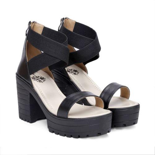 Meriggiare Women Black Heels