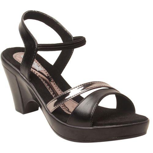 Feel It Women Black Heels