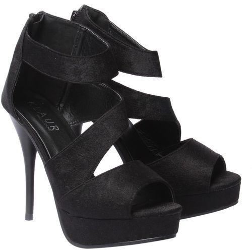 Klaur Melbourne Women Black Heels