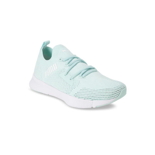 Puma Women Blue Textile Running Shoes