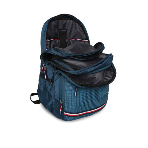Tommy Hilfiger Unisex Blue Backpack